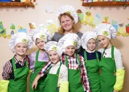 Інтерактивний кулінарний майстер-клас від англомовної школи Little Chef